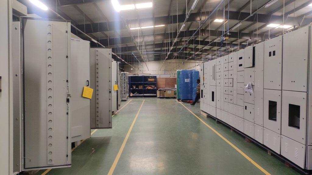 Modutec modular enclosures